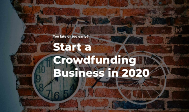start a crowdfunding business in 2020
