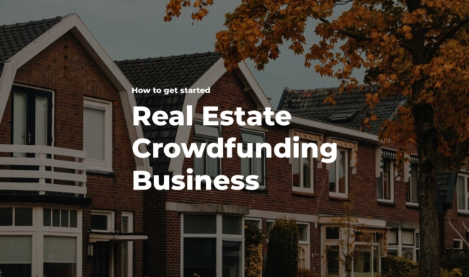 Real Estate Crowdfunding Business