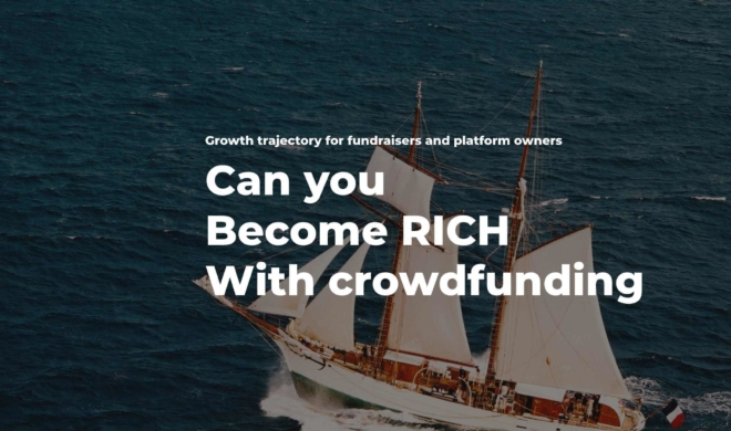 can you become rich with crowdfunding
