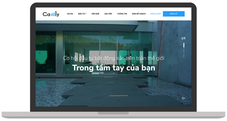 Camly Real Estate Crowdfunding