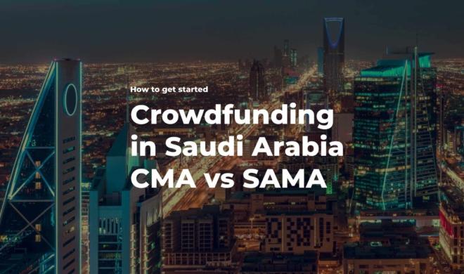 Crowdfunding in Saudi Arabia