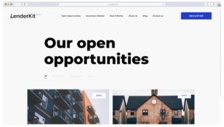 Real Estate Crowdfunding Software img4