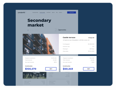 Real Estate Crowdfunding Software img7