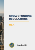 crowdfunding regulations in the USA report