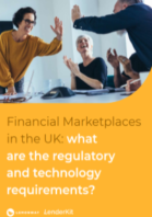 uk financial marketplaces requirements