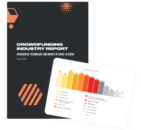 Crowdfunding industry report hero